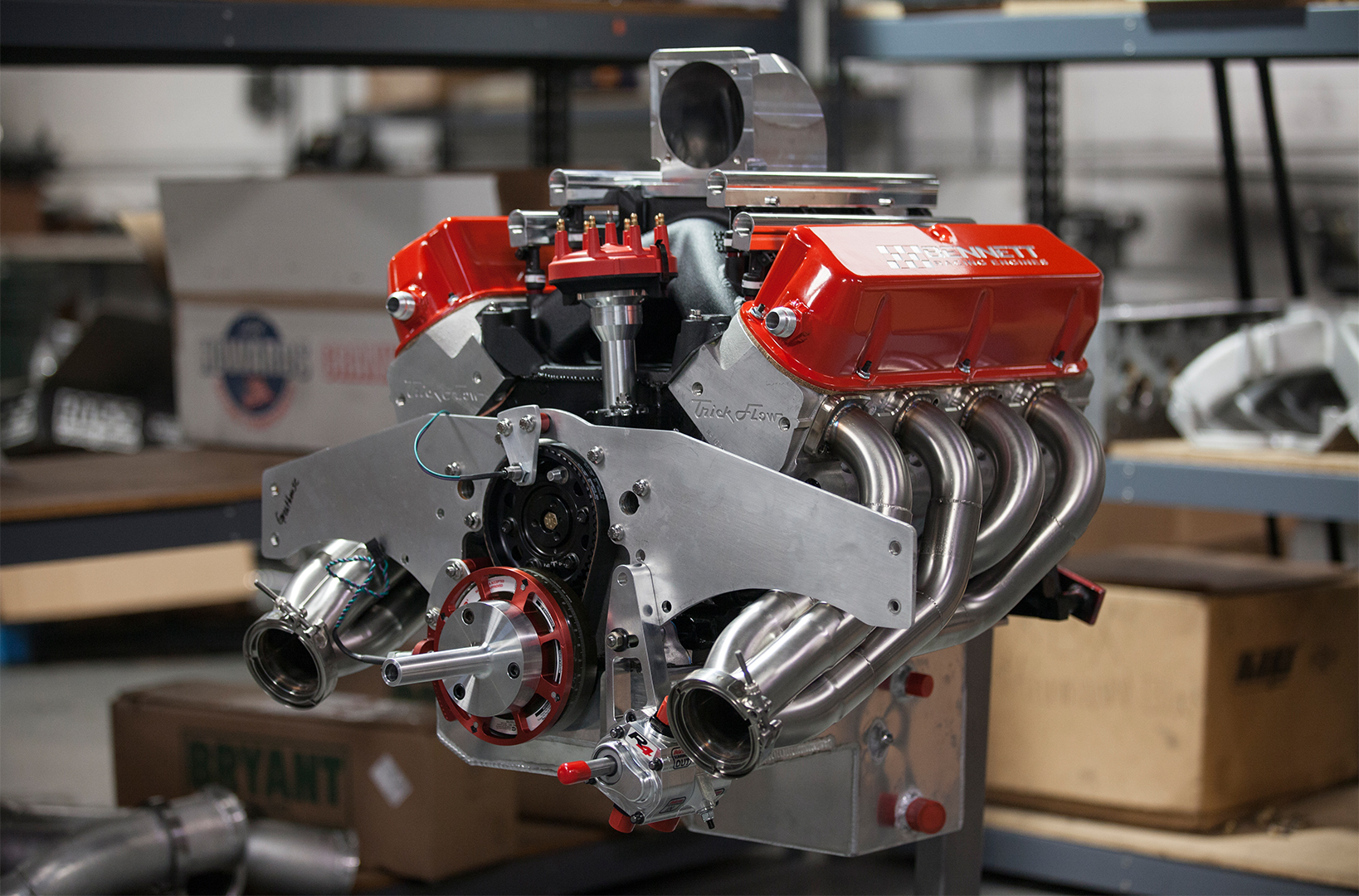 Project Ultimate Street | Bennett Racing Engines