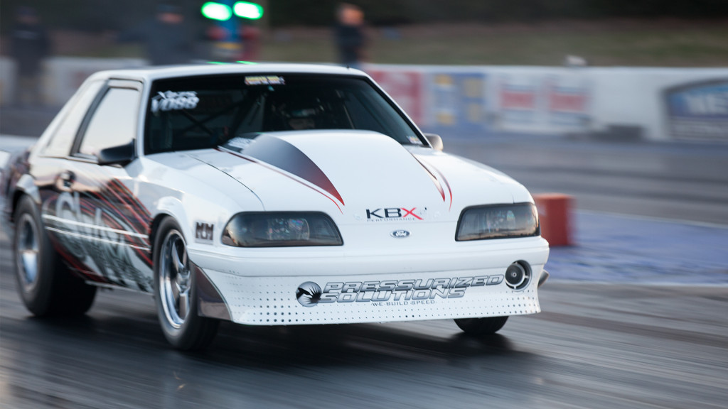 Jared Johnston Dominates X275 in Texas